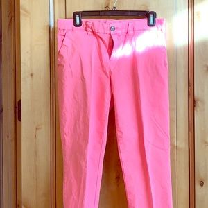 Gap hot pink pants